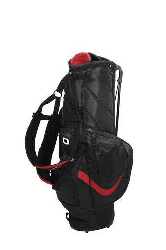 Ogio Vision 2.0 Golf Brand in Black