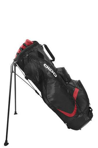 Ogio Golf Bag Brand in FREE Black and Red