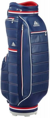 Adidas Golf Bag 2 Navy 8.5 x inch From