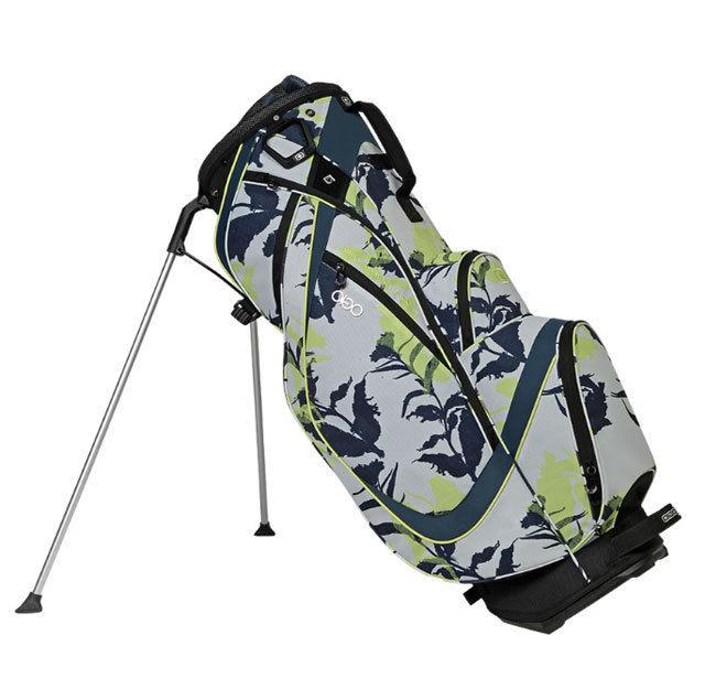 OGIO WOMEN'S FEATHERLITE LUXE STAND GOLF BAG CHATEAU 8-WAY T