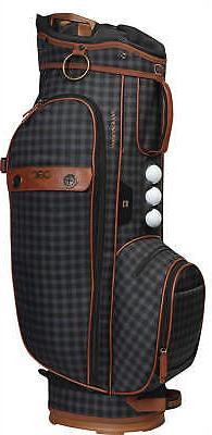 Ogio Women's Majestic Cart Bag 2018 - BROWN LEATHER