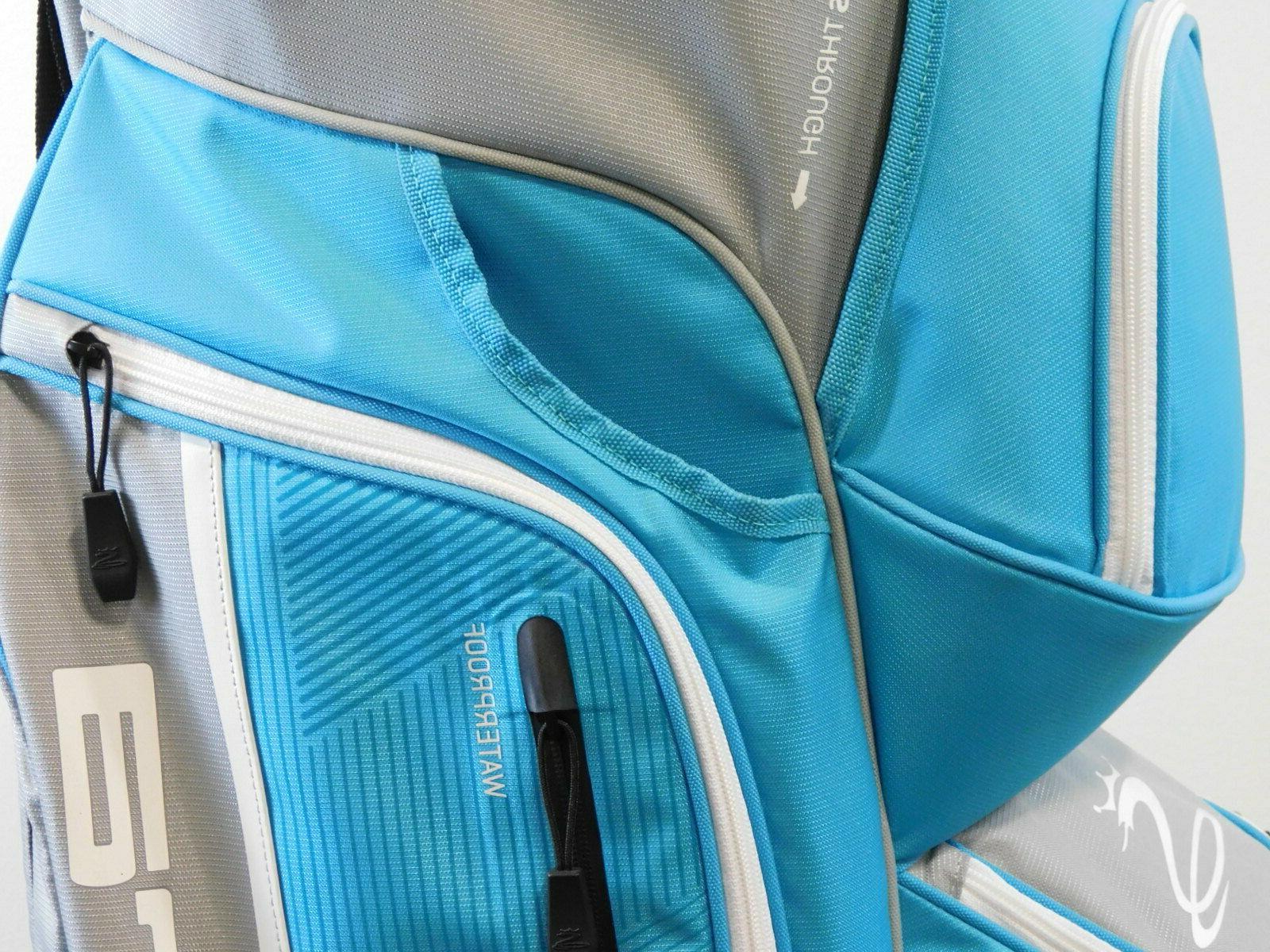 Cobra Womens Golf Bag 14-Way W Hood