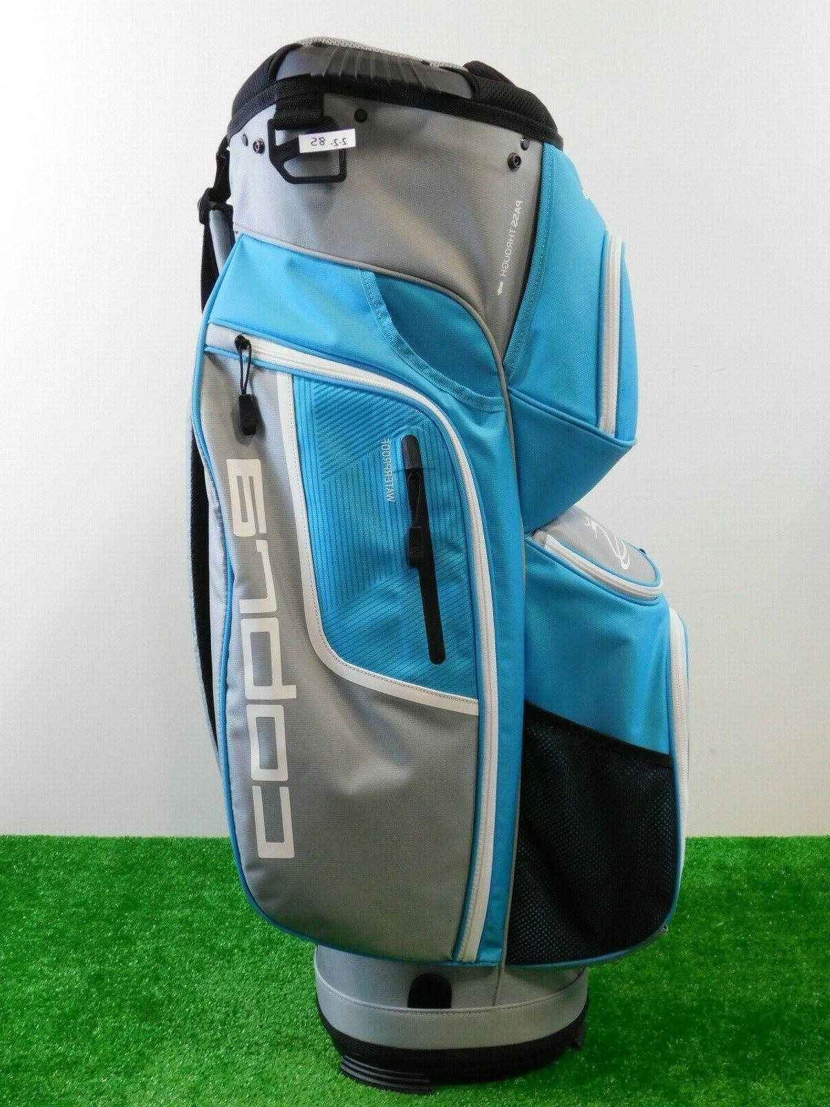 womens cart golf bag 14 way w