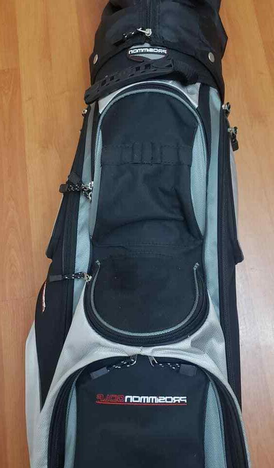 Prosimmon Golf with Grey White - Way Weight