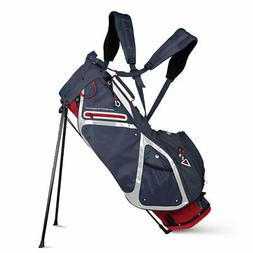 Sun Mountain Ladies 3.5 LS  Stand Bag - Red / Navy / White -