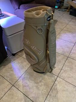 Ping Ladies Golf Bag Cart Golf Bag 6 Slot Divided NEVER USED