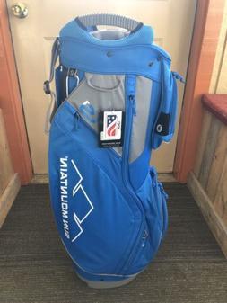 Sun Mountain Womens Golf Bag LS1 cart bag 15 way divider ful