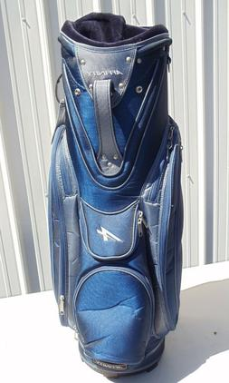 Ladies Affinity Golf Cart Bag with nice Organizer and Multip