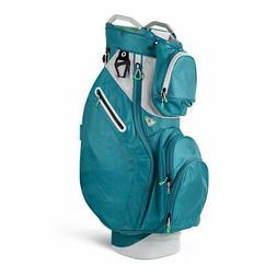 Sun Mountain Ladies Starlet  Cart Bag- Tropic / White / Mint