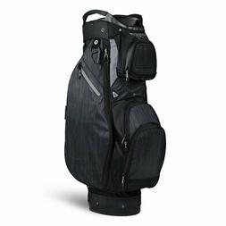 Sun Mountain Ladies Sync  Cart Bag - Black / Gray -CLOSEOUT