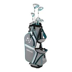 Tour Edge Lady Edge Full Set with Stand Bag