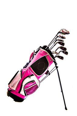 Sephlin - Lady Talia Pink Right Hand 7 Pcs Golf Clubs Set an