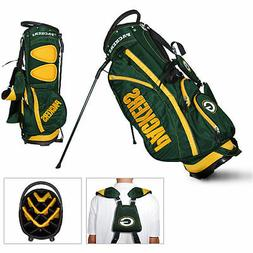 Licensed NFL Green Bay Packers Team Golf Stand Bag NEW!