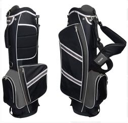 Lightweight Golf Bag Stand Bag Rain Hood 5 Way Divider 4 Poc