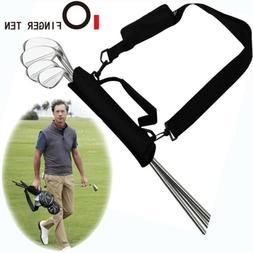 Lightweight Golf Club Carry Bag Driving Range Course Trainin