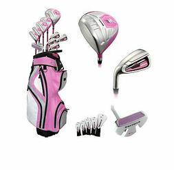 Precise M5+ Ladies 17 Piece Complete Right Hand Womens Golf