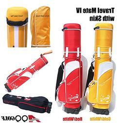 A99 Golf Travel Mate IV Carryon Travel Cover Hard Case Hybri