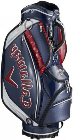 Callaway Men's Golf Caddy Bag GLAZE Cart Type Model 5118182
