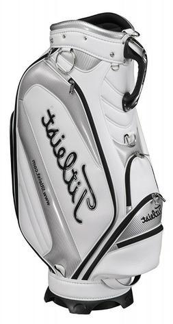 Titleist Men's golf Cart Bag 2017 model CB731-WT white 46 In