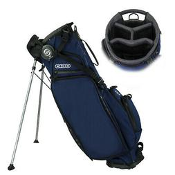 OGIO Men's Hauler SB Golf Stand Bag True Navy Blue*