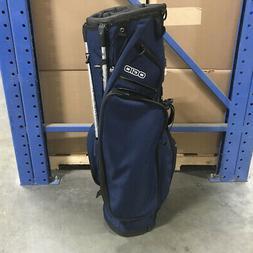OGIO Men's Hauler SB Golf Stand Bag True Navy Blue READ