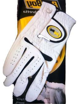 Men's Left Bag Boy Premium Cabretta Leather Golf Glove ML **
