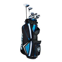 Callaway Men's Strata '19 Complete 12-Piece Steel Golf Club