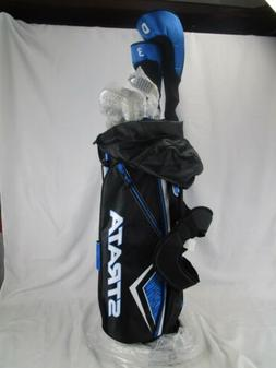 Callaway Men's Strata Complete Golf Set  with Bag - Right Ha