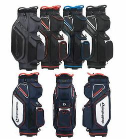 TAYLORMADE MENS CART 8.0 GOLF CART BAG - NEW 2020 - PICK A C