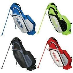 Ogio Mens Cirrus MB Golf Stand Dual Strap Bag Lightweight Ca