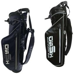 Sun Mountain Mens H2NO Sunday Carry Stand Golf Bag Waterproo