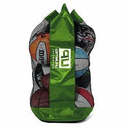 Unlimited Potential Mesh Equipment Bag - Adjustable, Sliding