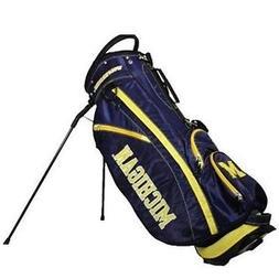 Team Golf Michigan Wolverines Fairway Stand Golf Bag