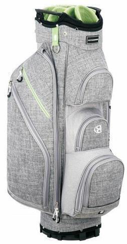 Miss Bennington Lite Golf Cart Bag, Brand New - Gray