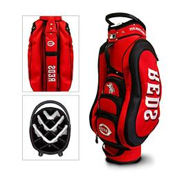 Team Golf MLB Cincinnati Reds Medalist Golf Cart Bag