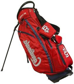 Team Golf MLB St Louis Cardinals Fairway Golf Stand Bag, Lig