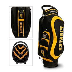 Team Golf MLB Pittsburgh Pirates Medalist Golf Cart Bag