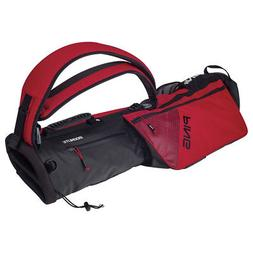 Ping Moonlite Carry Golf Bag Red 2018