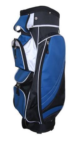 Precise MX14 Deluxe Cart Bag-14 Way Top
