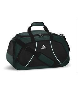 Adidas N5367701 2013 Medium Golf Duffel Bag Black Green