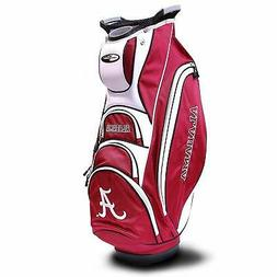 Team Golf NCAA Alabama Cart Bag, Multicolor