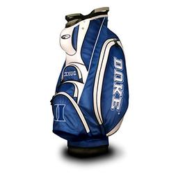 Team Golf NCAA Duke Blue Devils Victory Golf Cart Bag, 10-wa