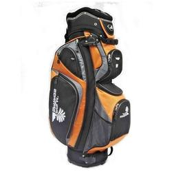 NEW Palm Springs Golf 14 Way Full Length Divider Cart Bag Or