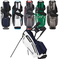 New 2017/2018 TaylorMade Golf FlexTech Stand Bag/ Carry Bag
