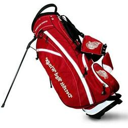 NEW Team Golf 2017 Fairway Stand Bag 14-way Top NHL Detroit