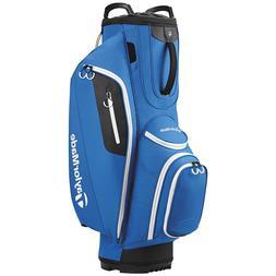 New 2017 TaylorMade Men's Golf Lite Cart Bag - Royal