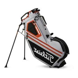 New 2017 Titleist Players 14 Stand Carry Bag Sleet Black TB7