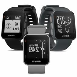 New 2019 Garmin Approach S10 GPS Golf Watch - Choose Your Co