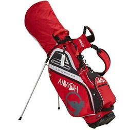 new 2018 cb 1811 stand bag red