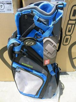 NEW Ogio 2018 CIRRUS BURST BLUE 7 Way Divider Carry / Stand